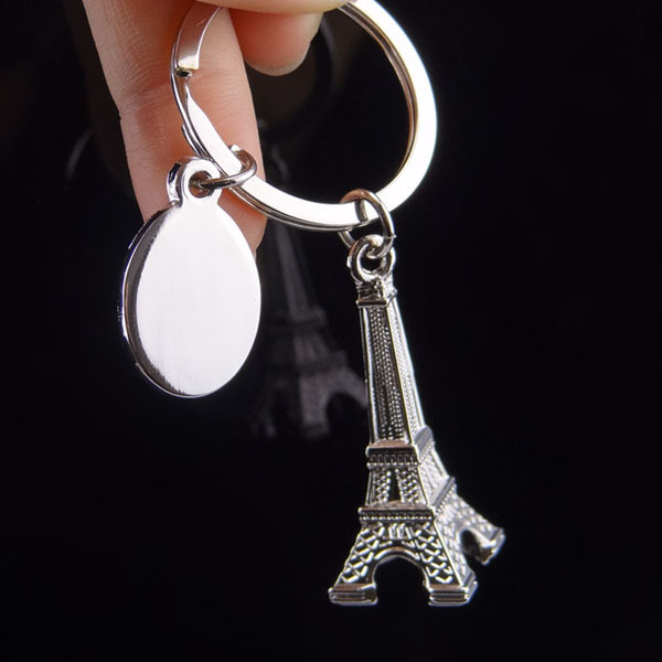 paris eiffel keychain chaveiro tower key chain llavero key ring la tour eiffel porte clef key holder keyring gift