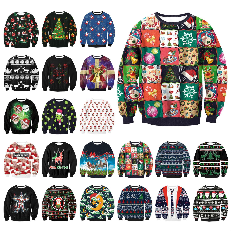 geekoplanet.com - Ugly Christmas Sweaters