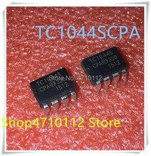 NEW 10PCS/LOT TC1044SCPA TC1044 TC1044S TC1044 DIP-8 IC