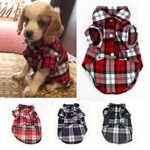 Летняя одежда для собак, одежда для маленьких собак, Модная хлопковая футболка для кошек, собак, жилет, одежда для щенков, рубашки для чихуахуа, Йоркшира, товары для домашних животных