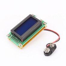 1-500 МГц Частотомер измеритель частоты измерение 0802 ЖК-дисплей чтение частотомер инструмент измерительные инструменты