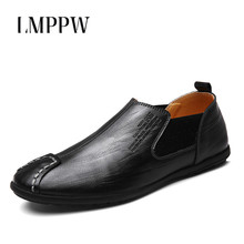 New Brand Men Flats Hot Sale Men Casual Shoes Loafers Men Shoes Breathable Men Driving Shoes Lightweight Soft Leather Moccasins стоимость