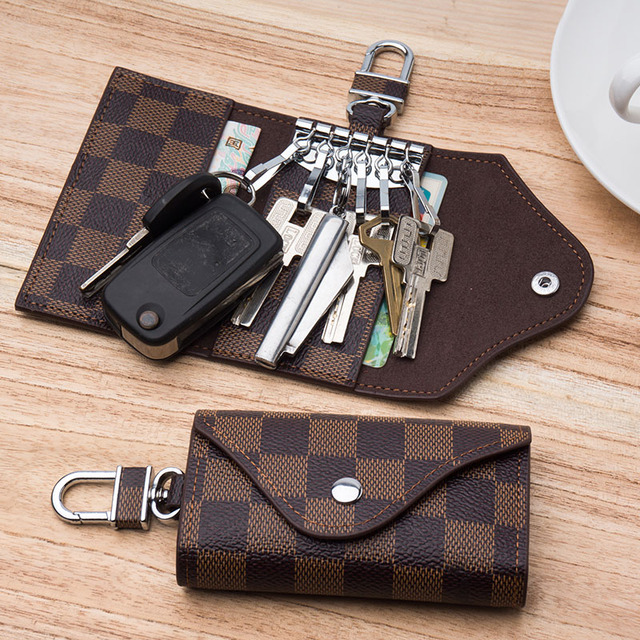 key holder for keys  1PCS Portable Key Case for Car Keychain Pocket Key Ring for Keys ...