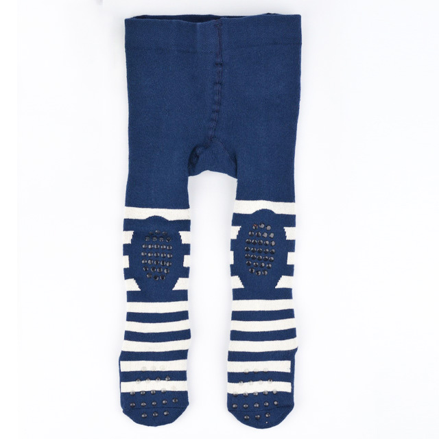 Anti-slip Baby Spring/Autumn Tights Cotton Baby Girl Pantyhose Kid Infant Knitted Collant Tights Soft Infant Clothing