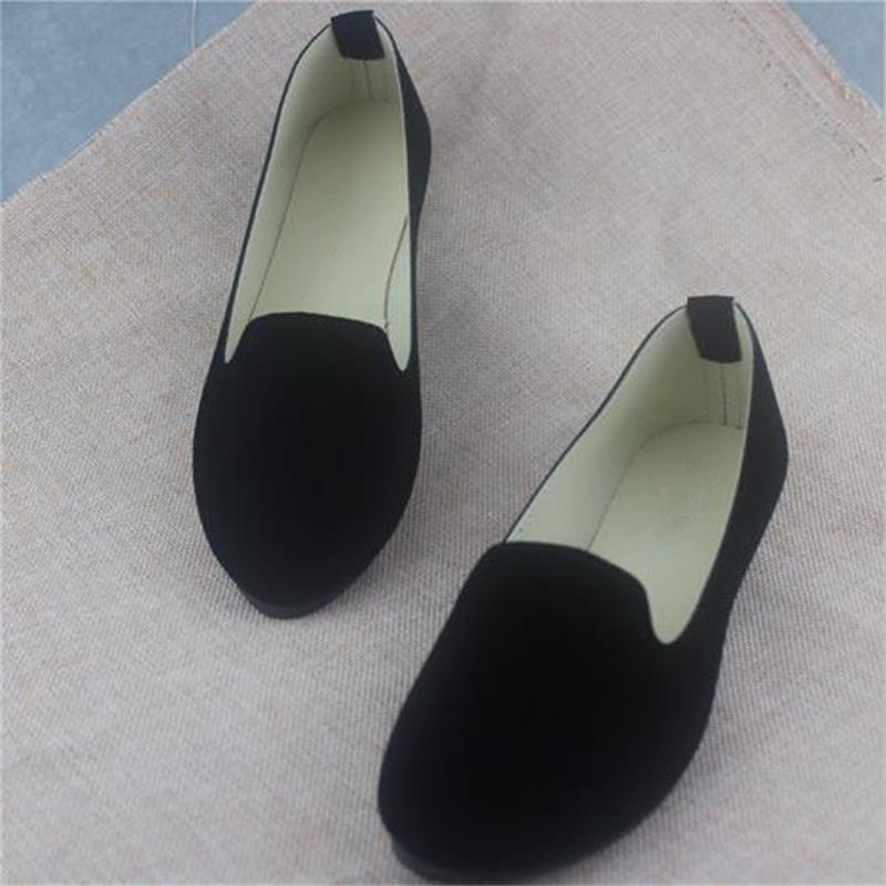 Large size women flats casual ladies shoes classic candy color fashion Women shoes female summer ladies flats loafers 2018 CDT55 2017 summer new fashion sexy lace ladies flats shoes womens pointed toe shallow flats shoes black slip on casual loafers t033109