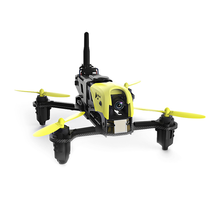 HUBSAN H122D X4 Frame Kit Mini RC Racing Drone 5.8G FPV 720P HD Camera Coreless Motors Carbon Fiber Frame Micro Quadcopter