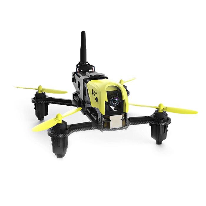 HUBSAN H122D X4 marco Mini Kit de RC de Drone 5,8g FPV 720 p HD Cámara motores sin núcleo de fibra de carbono marco Micro Quadcopter
