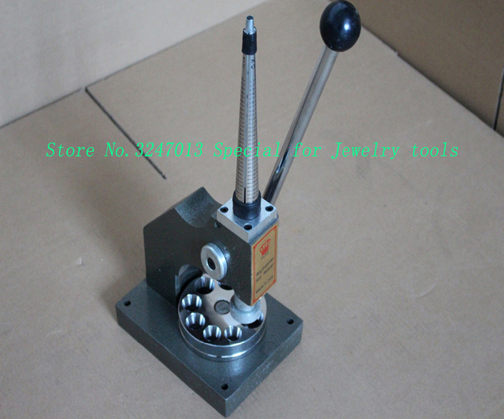 Livraison gratuite outils de fabrication de bijoux anneau dimensionnement Machine anneau civière et réducteur agrandir anneau