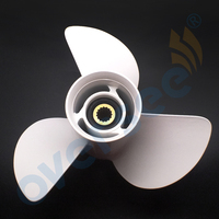 OVERSEE Propeller 6E5 45945 01 EL 00 Size 13 1/4x17 K For Yamaha Outboard Motor Motor 75HP 85HP 90HP 115HP 13 1/4x17 K