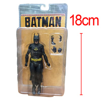 C F Batman Anime Action Figure Toys Superhero The Dark Knight Bruce Wayne PVC Model Collectible