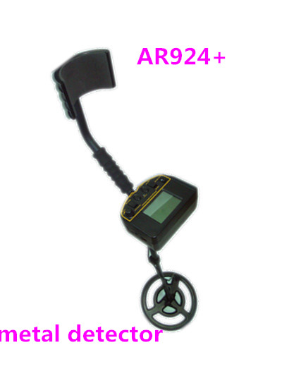 1 PC Genuine SMART AR924+ metal detector, underground metal detector, the detection depth is 1.5 meters ,wholesale ar924 metal detector underground metal detector with 1 5 meters detection depth ground balance discrimination detection mode