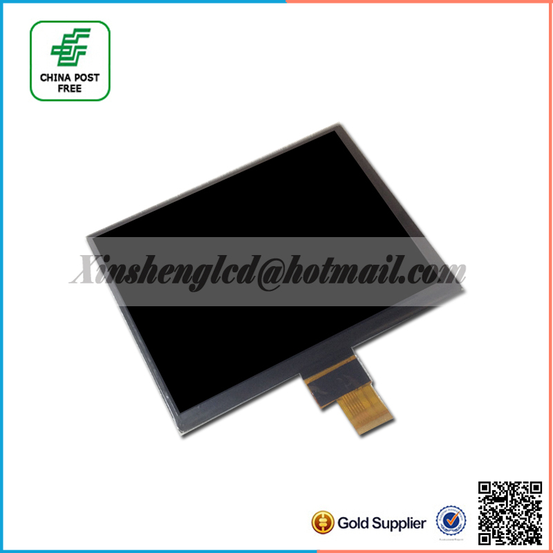 New LCD display matrix 8  3G Tablet inner LCD Screen Panel Module Replacement Free Shipping new lcd display matrix for 7 nexttab a3300 3g tablet inner lcd display 1024x600 screen panel frame free shipping