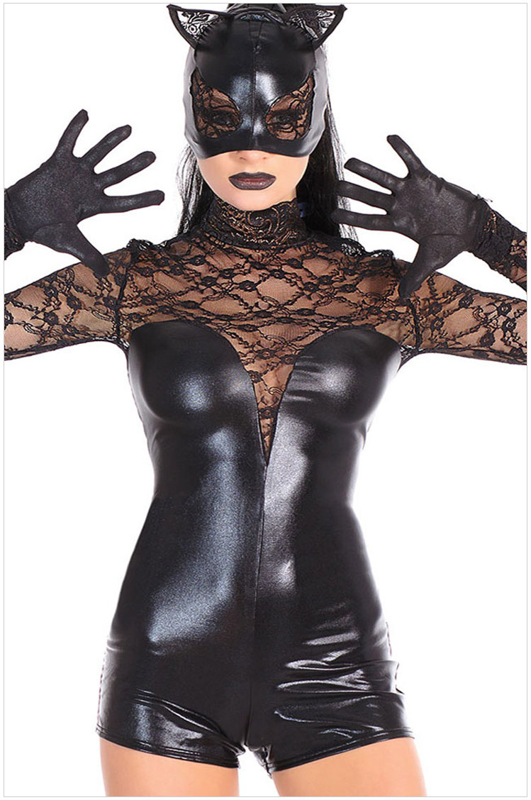 High Quality Catwoman Jumpsuit Costume-Buy Cheap Catwoman Jumpsuit ...