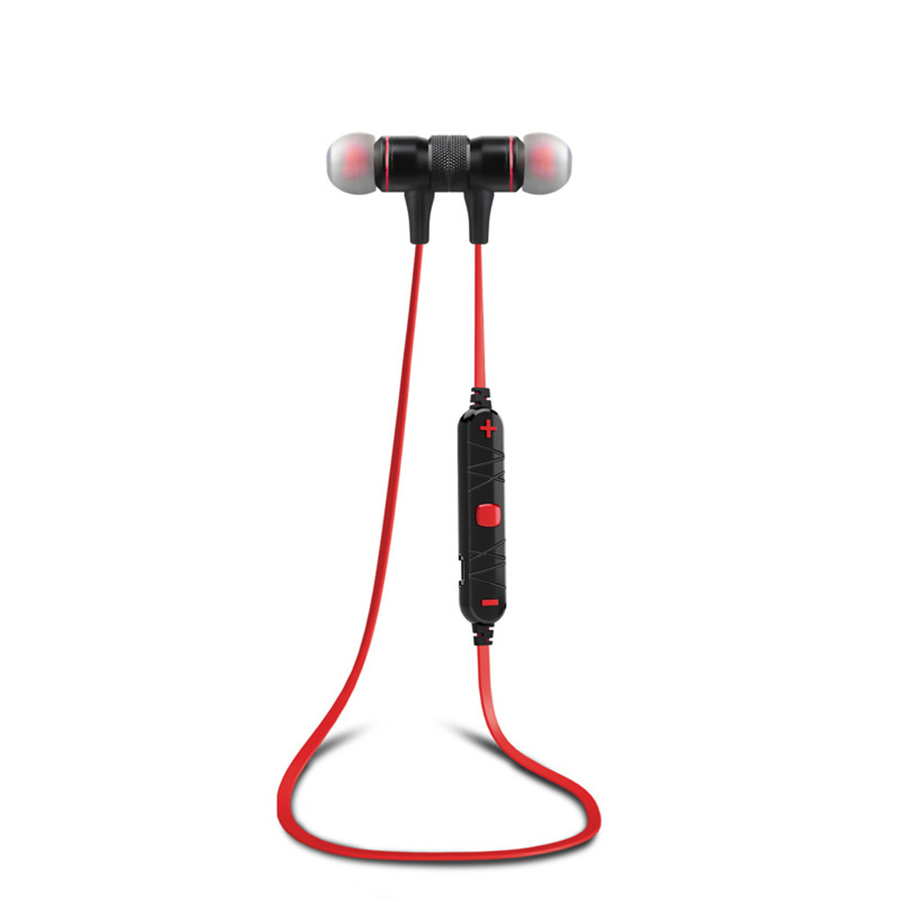 2017 Outdoor Sports Stereo Earphone 4.0 Bluetooth Wireless Headset With Mic Fone de ouvido sem fio Auriculares Ecouteur Kulaklik earphone limited fone de ouvido bluetooth headphone lamett sports a headset multifunction wireless 4 0 stereo