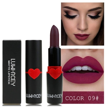 10 Colors Makeup Matte Velvet Lipstick Moisturizing Lasting Lipstick Sweatproof Lipstick Easy To Wear P1 image