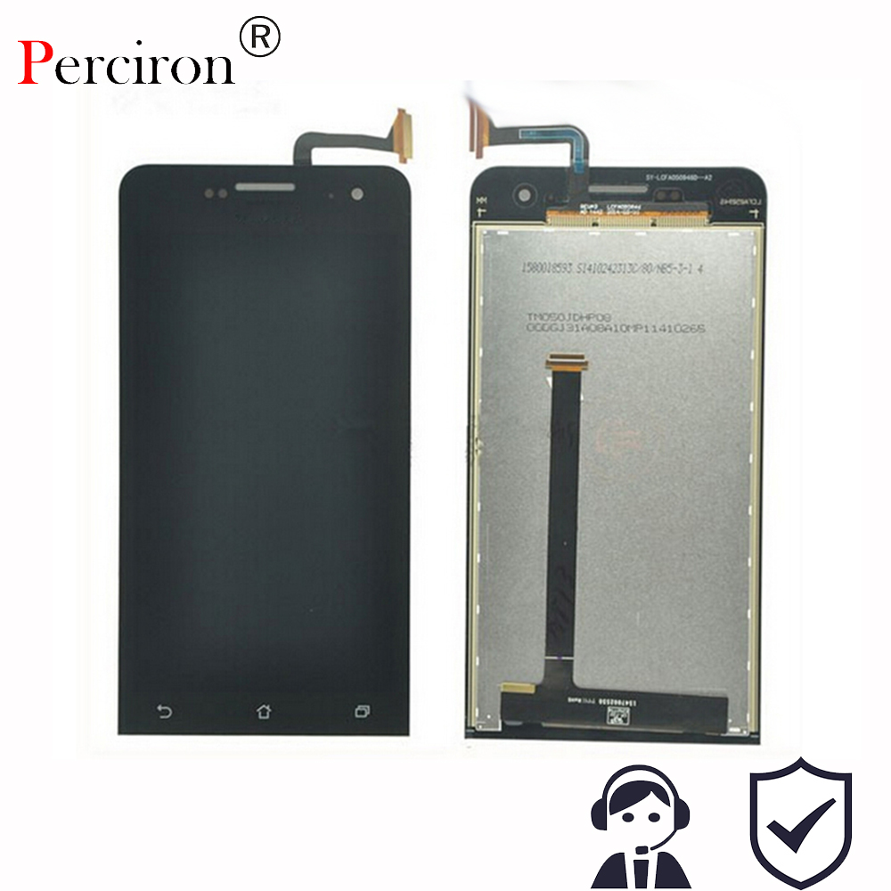New 5'' inch LCD Display + Touch Screen Digitizer Assembly Replacements FOR Asus ZenFone 5 A500CG A500KL A501CG Free shipping for asus 100% lcd asus zenfone 5 a500cg hongkong