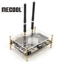 Mecool VS RK3399 DIY RK3399 Mali-T860 TV Box Super Development Board 4K 10Bit VP9 Android 7.1 Smart Media Player