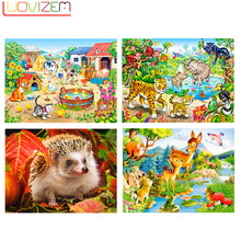 Diamond Painting Plants And Animals Full Square New Arrival Decoration Home
