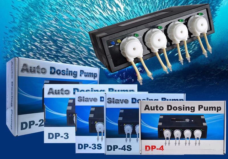 Jebao DP 2 DP 3 DP 4 Auto Dosing Pump Automatic Doser Jebao for Marine Reef