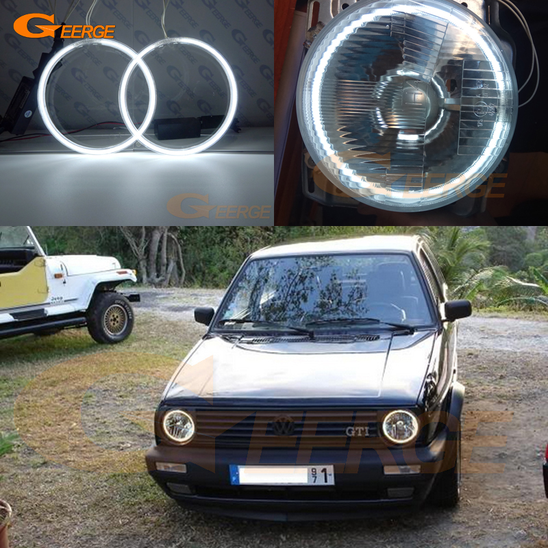 Cars Volkswagen Volkswagen Golf: For Volkswagen VW Golf Mk1 Mk2 GTI Euro Headlight 1974