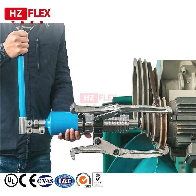 Интегральный гидравлический пулер трехкулачковый двухкулачковый pull code 5T