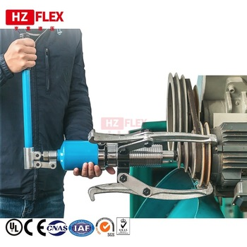 цена на Integral hydraulic puller three-jaw two-jaw pull code 5T  bearing puller removal tool