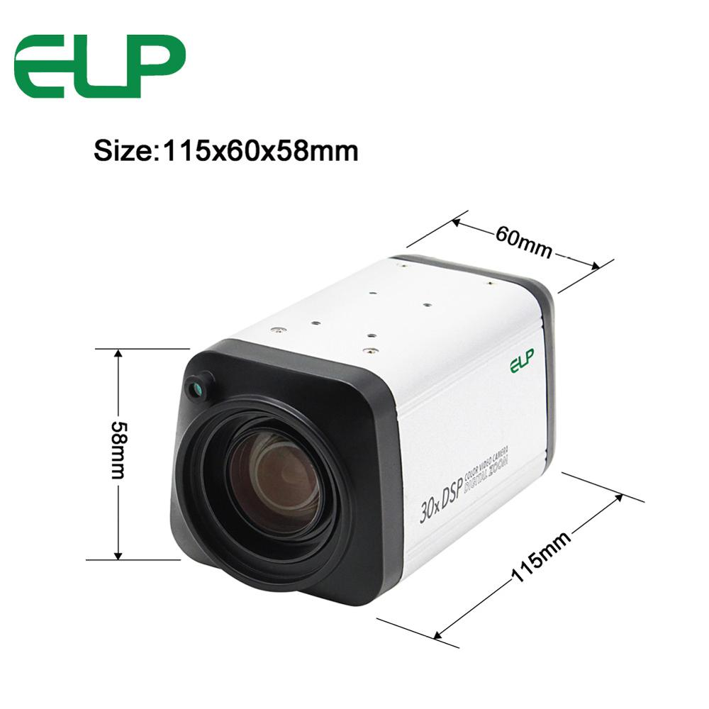 2megapixel 1080P All in one 30X 3-90mm zoom box Camera WDR Auto IRIS DSP zoom Camera Security Surveillance bullet Camera cookery postcards 100 cookbook covers in one box