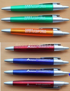 Plastic advertising ballpoint pen products promotional plastic pen with customized logo promotional logo pen promotional pen фото