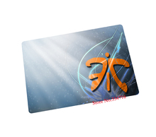 fnatic mouse pad E-sports gaming mouse pad laptop large mousepad gear notbook computer pad to mouse gamer brand play mats