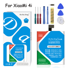 Original Da Da Xiong Lithium Polymer Battery BM33 Battery for Xiaomi 4i Mi4i M4i 3120mAh Replacement Battery + Free Tools цена 2017
