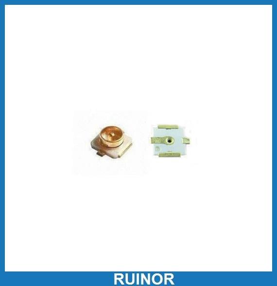 ФОТО 100pcs IPX U FL SMD SMT Solder RF Coaxial Connector PCB Mount Socket Jack Female