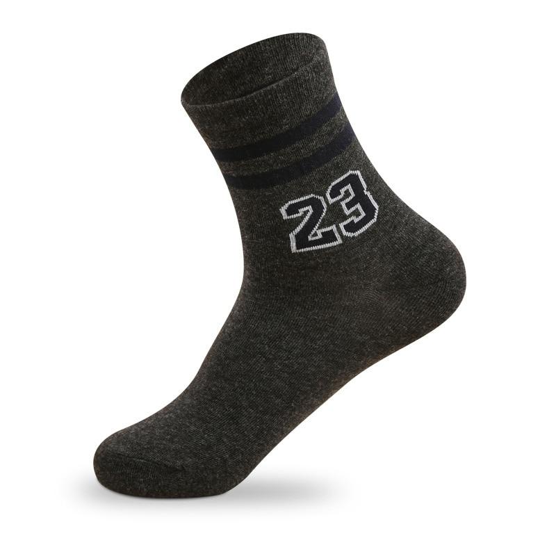 5pairs/lot Casual Men Socks Spring Autumn Summer Breathable Cotton Socks Classic Business Dress Socks man high quality sox