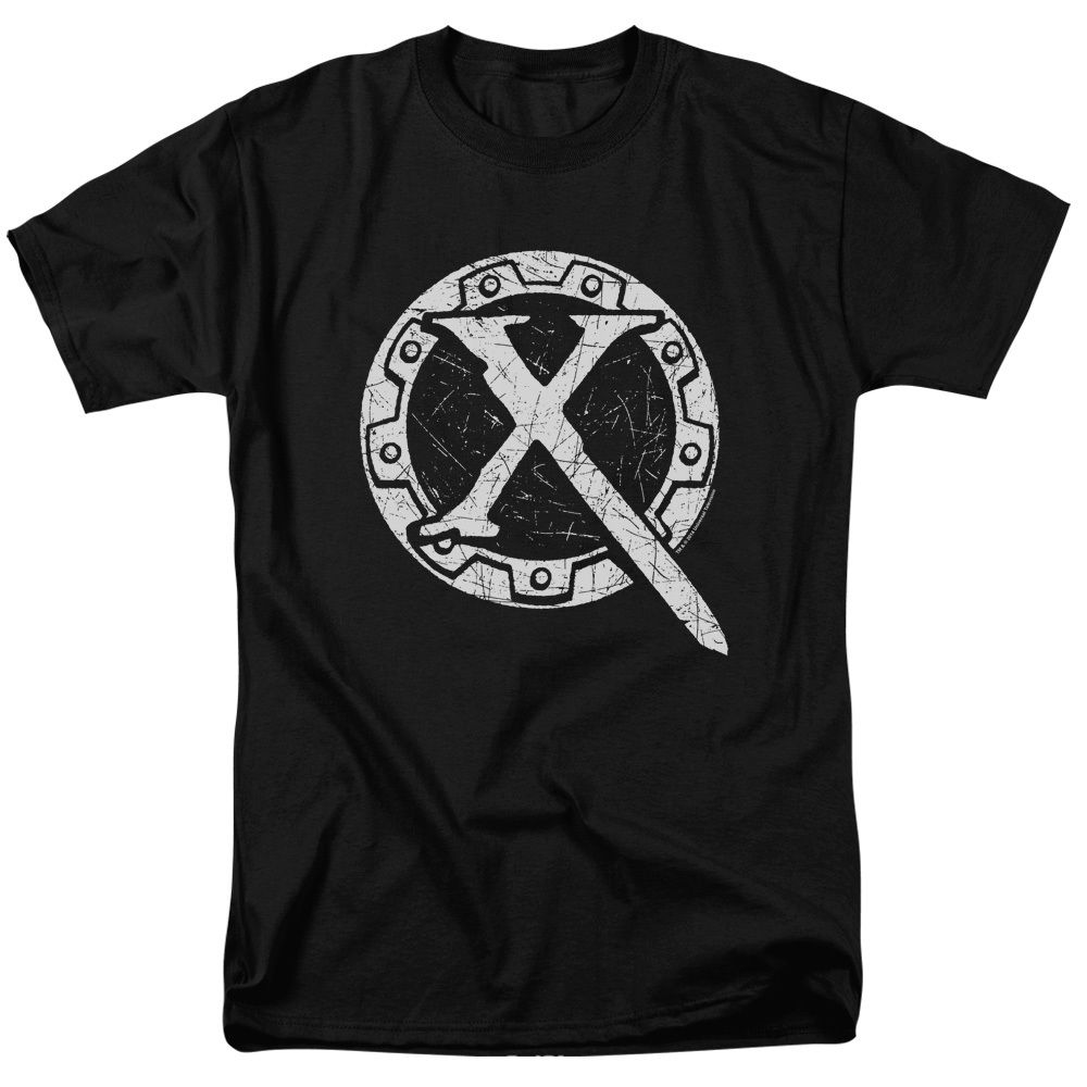 Xena Warrior Princess SIGIL Logo Licensed Adult T-Shirt All Sizes Short Sleeve T-Shirt Free Shipping