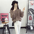 2016 new winter sweater and pollover for women Autumn Casual Knitted sweater warm outwear Female Pullover