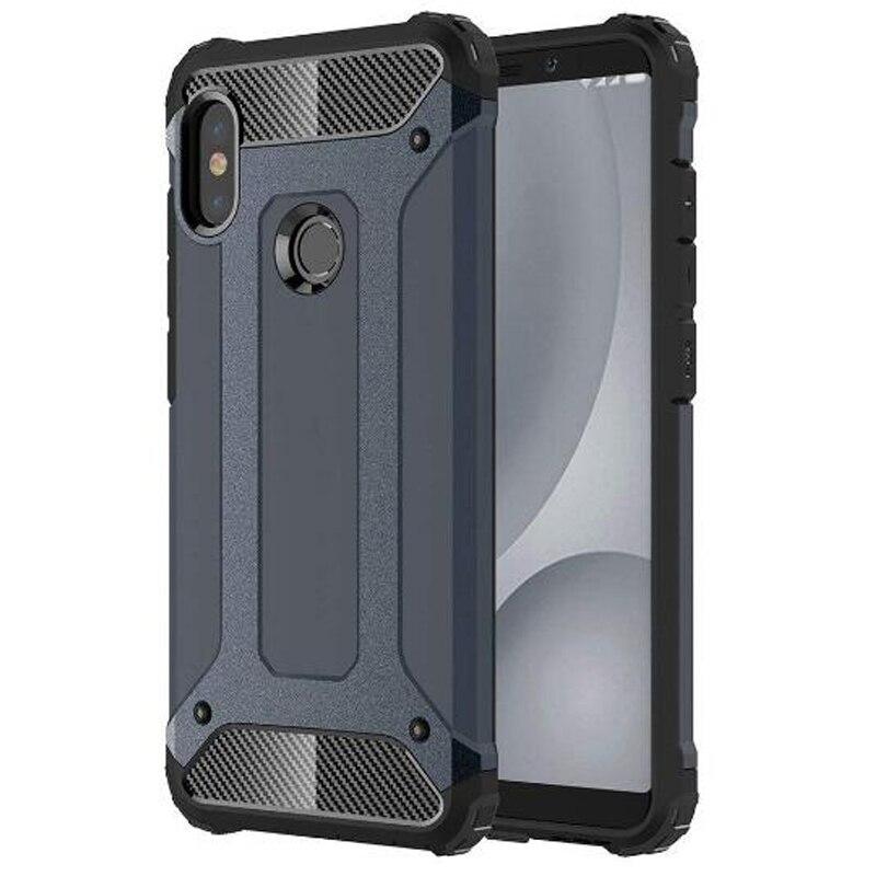 for Xiaomi Redmi Note 6 Pro case for Redmi Note 5 cover shockproof silicone tough armor phone case for Xiaomi Mi A2 Lite case