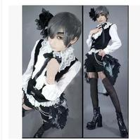 Kuroshitsuji השחור באטלר Ciel Phantomhive Cosplay תלבושות