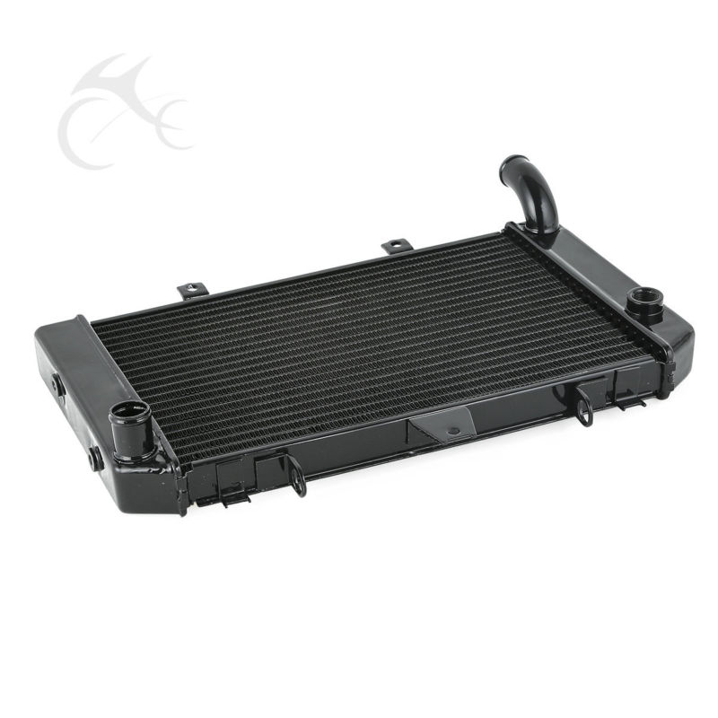 Aluminum Replacement Radiator Cooling For Kawasaki ZRX1100 1996-2000 ZRX1200 2001-2007 02 03 стоимость