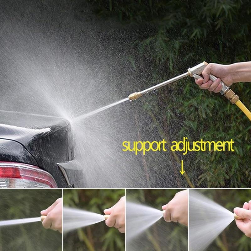 High Pressure Power Water Gun Car Washer Water Jet Garden Washer Hose Wand Nozzle Sprayer Watering Spray Sprinkler Cleaning Tool