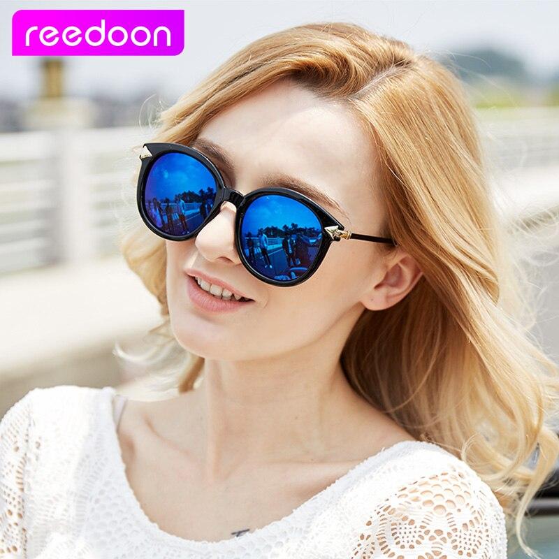 Reedoon Novas Mulheres Sunglass Moda Sun Óculos Polarizados Gafas Polaroid Óculos  Mulheres Marca Designer Driving Oculos 2027 491fc2e65c