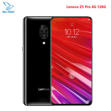 "Original Lenovo Z5 Pro 6G 128G Snapdragon 710 Octa Core Phone Android O 6.39"" FHD 2340x1080 AI Dual Camera Finger NFC phone(China)"