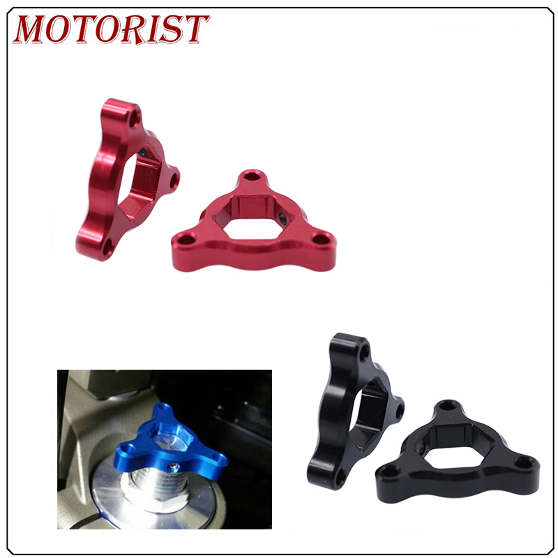 MOTORIST For <font><b>Suzuki</b></font> <font><b>GSXR</b></font> <font><b>600</b></font> GSXR600 2006 2007 <font><b>2008</b></font> 2009 2010 motorcycle accessories 19MM suspension fork preload adjusters image
