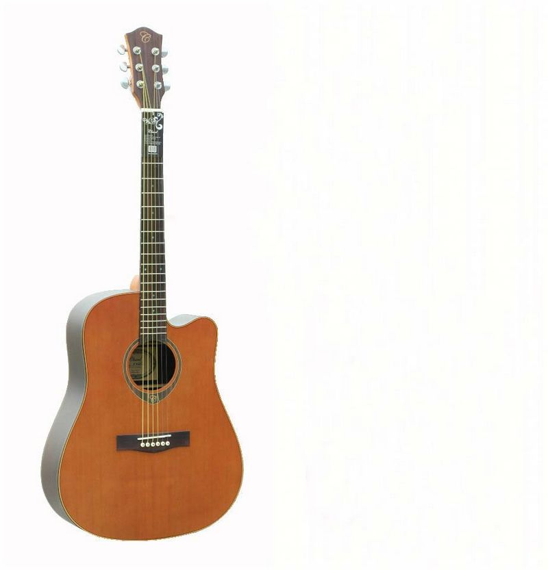 good quality red spruce solid wood acoustic guitar cutway high quality solid wood guitar 41 inch spruce wood panel acoustic guitar guitarra free shipping