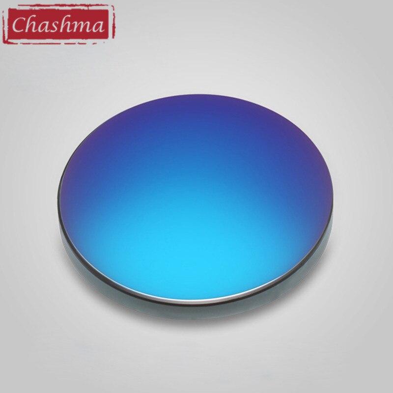 Chashma marque qualité 1.56 indice polarisé UV 400 Protection coloré lentilles solaires Prescription mercure lunettes de soleil myopie lentilles