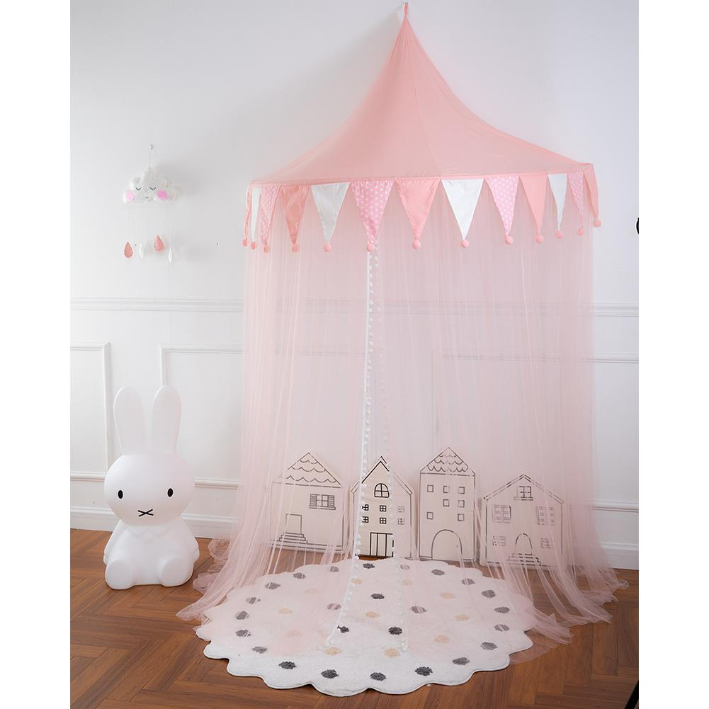 - Children's Ceiling Dome Dream Curtain Bed Tent Reading Corner