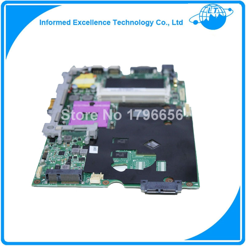 Best quality K50IN k40IN laptop motherboard for ASUS X8AIN X5DIN K40IN100 tested with free shipping