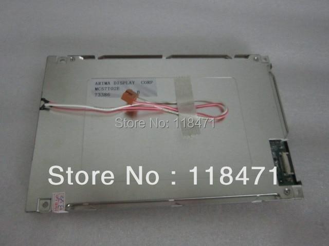 LCD Panel MC57T02E 640 RGB * 480VGA Orijinal A + NotuLCD Panel MC57T02E 640 RGB * 480VGA Orijinal A + Notu