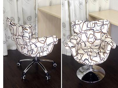 Купить с кэшбэком Comfortable fashionable pink computer chair. Home game chair30