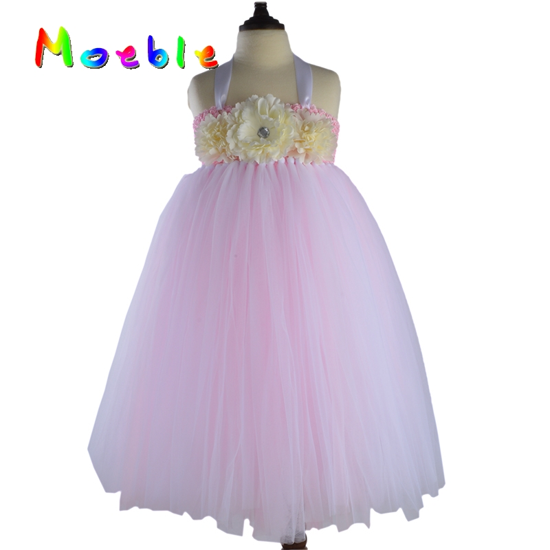 Dress Handmade Moeble Pink 11