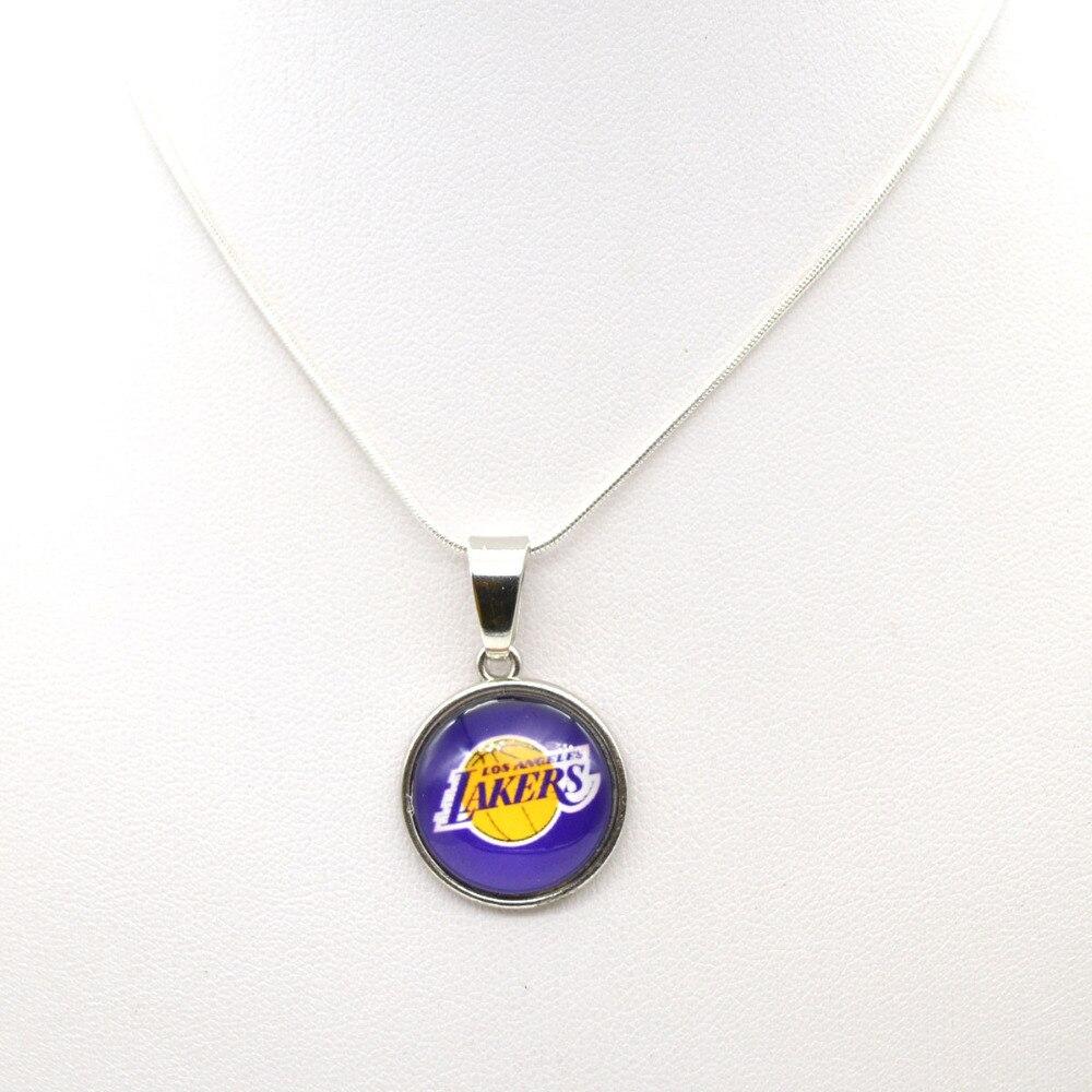 Ожерелья и подвески Лос-Анджелес Талисманы Для женщин Цепочки и ожерелья Баскетбол Вентиляторы подарки для вечеринки, дня рождения Мода 2018