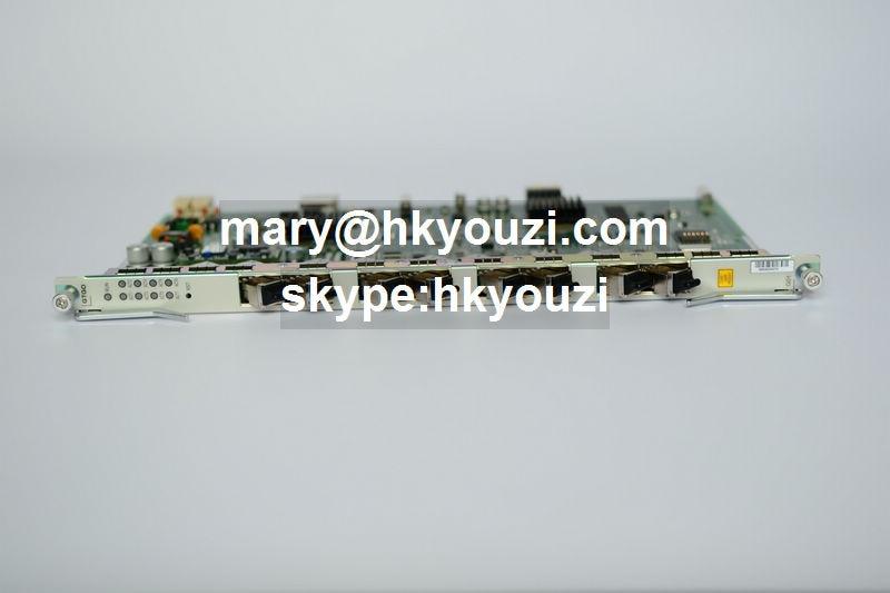GTGOG C ++, 8 portos GPON OLT vonalkártya GTGOG (8 db GPON-OLT - Kommunikációs berendezések - Fénykép 4